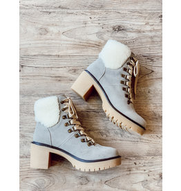 The Marley Faux Fur Booties