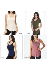 Favorite Basic Layering Tank