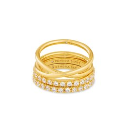 The Livy Ring Set of 3
