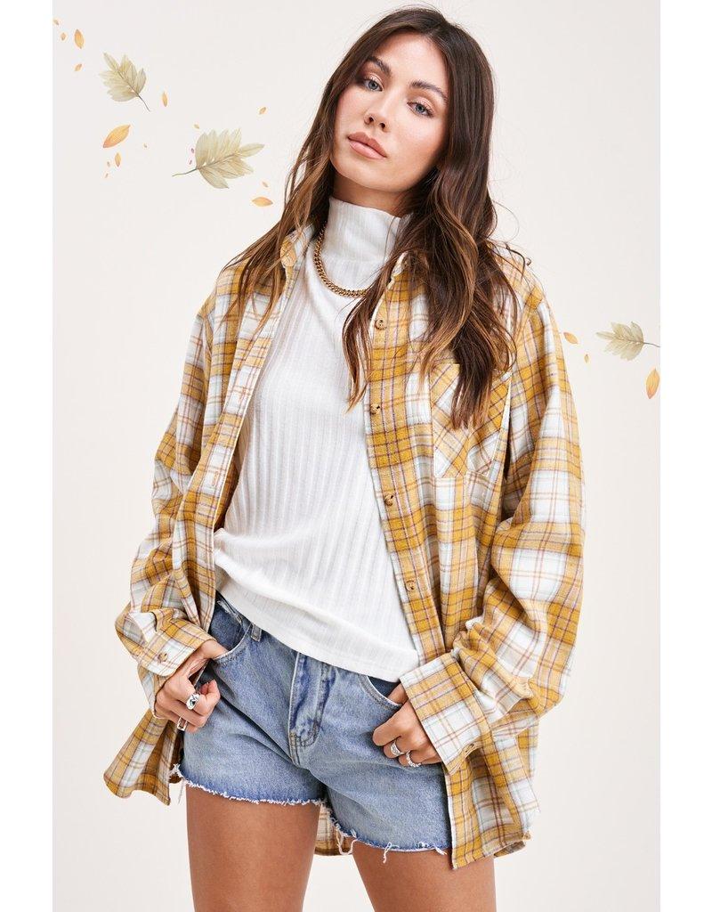 The Rare Sightings Lightweight Flannel