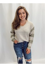 The Emily Striped Sweater