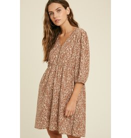 The Cafe All Day Floral Dress