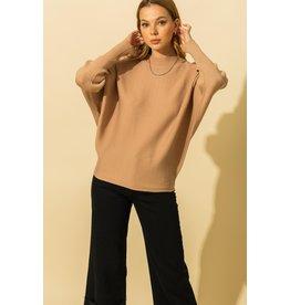 The Lasting Love Dolman Sleeve Sweater