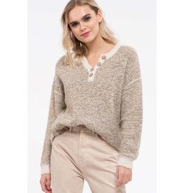 The Roll The Dice Knit Sweater
