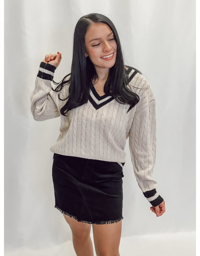 The Ramsey Striped Sweater