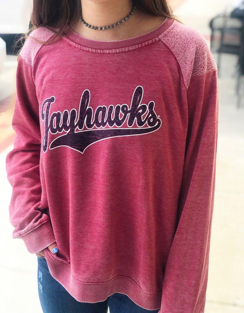Jayhawks Crew Neck