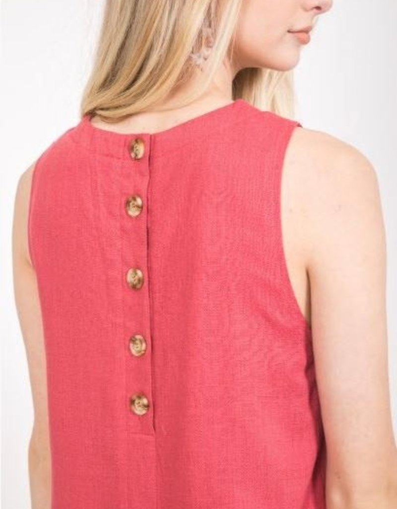 Loverichie BACK BUTTON SHIFT