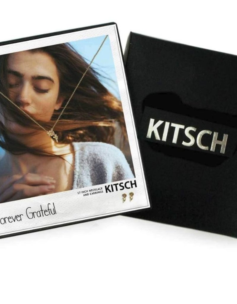 KITSCH Jewelry Box Set: Forever Grateful - Gold