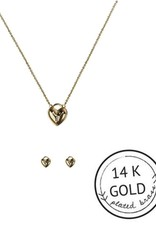 KITSCH Jewelry Box Set: Love is the Key - Gold
