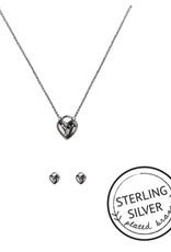 KITSCH Jewelry Box Set: Love is the Key - Silver