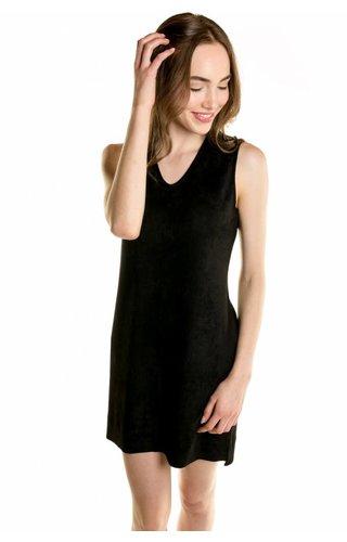 Orb Suede Dress