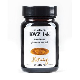 Kwz Ink Kwz Standard Bottled Ink 60ml Honey