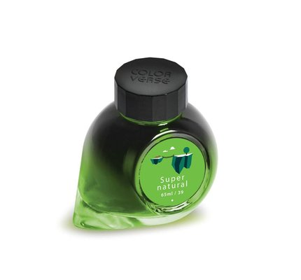 Colorverse Colorverse No. 39 Supernatual For Opus 88 Picnic Green - 65ml + 15ml Bottled Ink