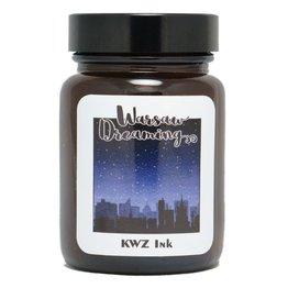 Kwz Ink Kwz Standard Bottled Ink 60ml Warsaw Dreaming