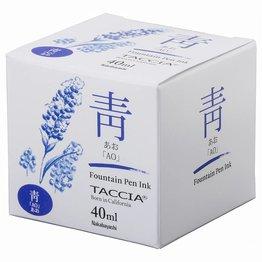 Taccia Taccia Ao Blue 40ml Bottled Ink