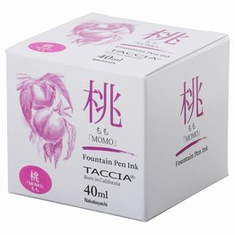Taccia Taccia Momo Pink 40ml Bottled Ink