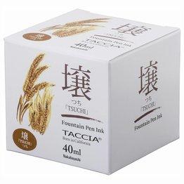 Taccia Taccia Tsuchi Golden Wheat 40ml Bottled Ink
