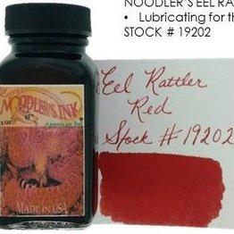 Noodler's Noodler's American Eel Rattler Red -