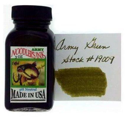 Noodler's Noodler's Army Green -