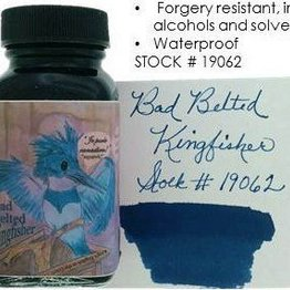 Noodler's Noodler's Bad Belted Kingfisher - 3oz Bottled Ink