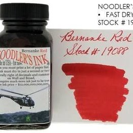Noodler's Noodler's Bernanke Red - 3oz Bottled Ink