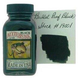 Noodler's Noodler's Bullet Proof Black - 3oz Bottled Ink