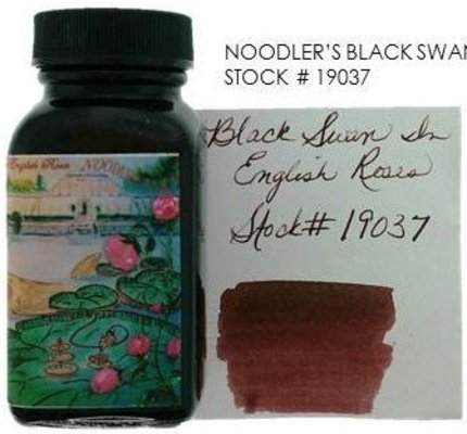 Noodler's Noodler's Black Swan English Rose -