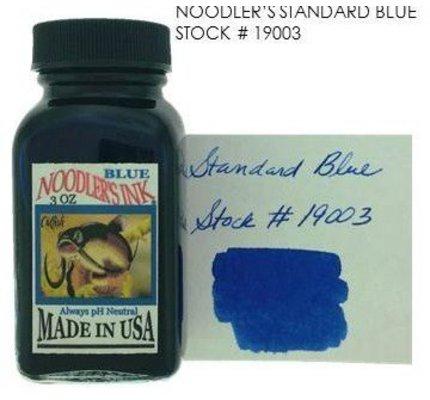 Noodler's Noodler's Standard Blue - 3oz Bottled Ink