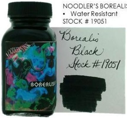 Noodler's Noodler's Borealis Black - 3oz Bottled Ink