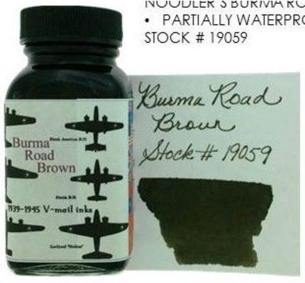 Noodler's Noodler's Burma Road Brown -