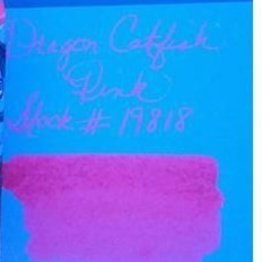 Noodler's Noodler's Dragon Catfish Pink - 4.5oz Bottled Ink