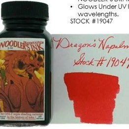 Noodler's Noodler's Dragon's Napalm - 3oz Bottled Ink
