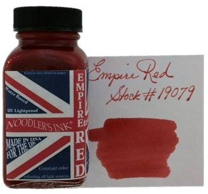 Noodler's Noodler's Empire Red -