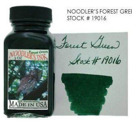 Noodler's Noodler's Forest Green -
