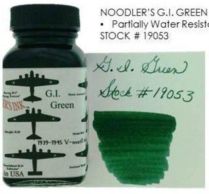 Noodler's Noodler's G.I. Green -