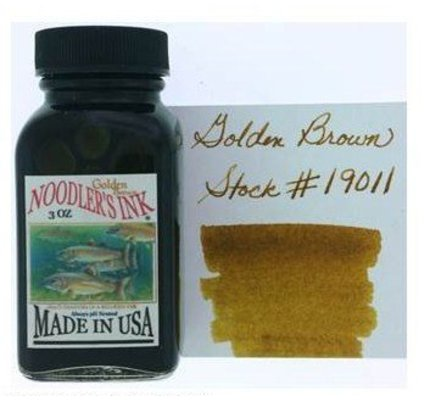 Noodler's Noodler's Golden Brown -