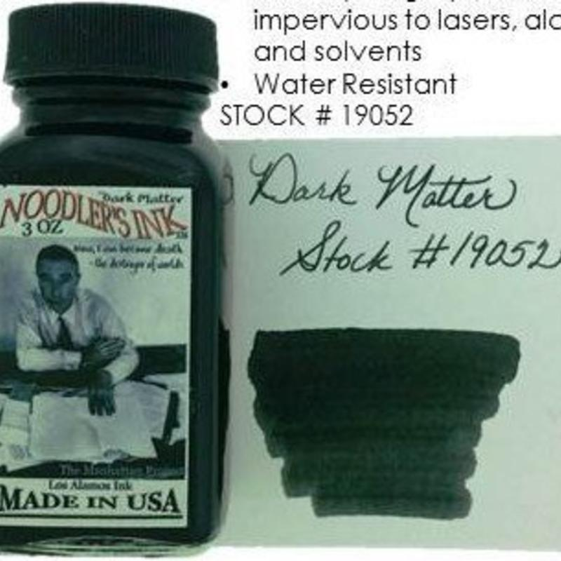 Noodler's Noodler's Dark Matter - 3oz Bottled Ink