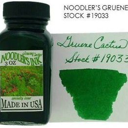 Noodler's Noodler's Gruene Cactus - 3oz Bottled Ink