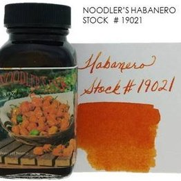 Noodler's Noodler's Habanero -