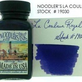 Noodler's Noodler's La Couleur Royal - 3oz Bottled Ink