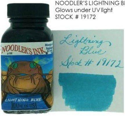 Noodler's Noodler's Lightning Blue - 3oz Bottled Ink