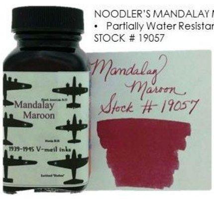 Noodler's Noodler's Mandalay Maroon -
