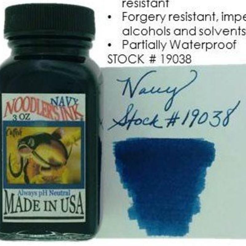 Noodler's Noodler's Navy - 3oz Bottled Ink