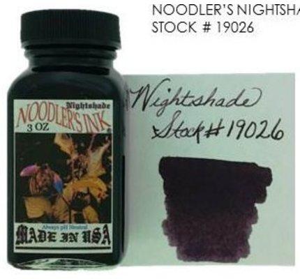 Noodler's Noodler's Nightshade -