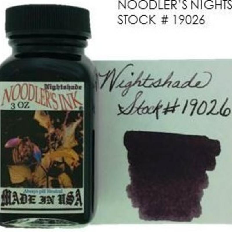Noodler's Noodler's Nightshade - 3oz Bottled Ink