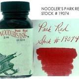 Noodler's Noodler's Park Red - 3oz Bottled Ink