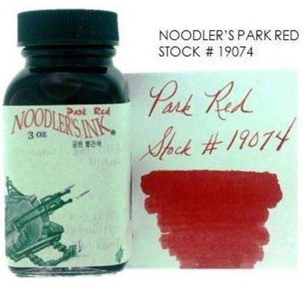 Noodler's Noodler's Park Red -