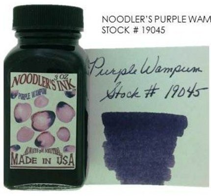 Noodler's Noodler's Purple Wampum - 3oz Bottled Ink