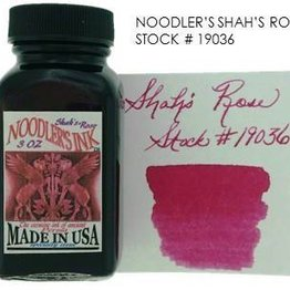 Noodler's Noodler's Shah's Rose - 3oz Bottled Ink