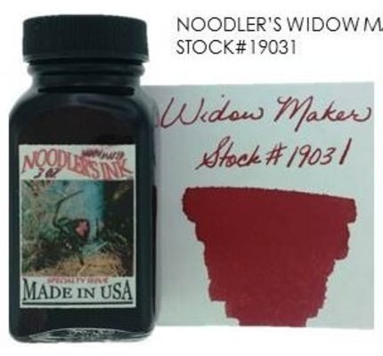 Noodler's Noodler's Widow Maker - 3oz Bottled Ink